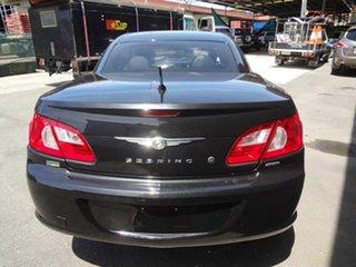 2010 Chrysler Sebring JS Cabrio Limited Black 6 Speed Automatic Cabriolet