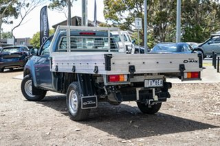2015 Isuzu D-MAX MY15 SX 4x2 High Ride Blue 5 Speed Sports Automatic Cab Chassis.
