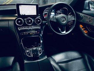 2015 Mercedes-Benz C-Class S205 C250 BlueTEC Estate 7G-Tronic + Silver 7 Speed Sports Automatic.