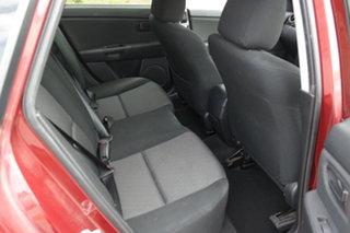 2008 Mazda 3 BK10F2 Neo Red 4 Speed Sports Automatic Hatchback