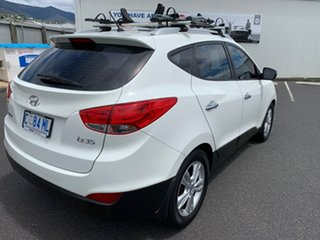 2010 Hyundai ix35 LM Elite AWD White 6 Speed Sports Automatic Wagon