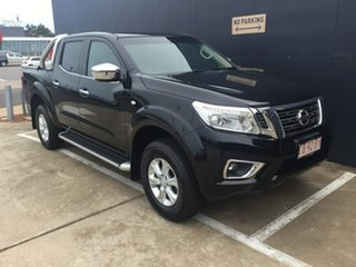 2015 Nissan Navara D23 ST Black 7 Speed Sports Automatic Utility.