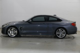 2014 BMW 4 Series F32 435i Grey 8 Speed Sports Automatic Coupe.