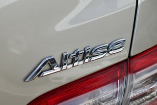 2007 Toyota Camry ACV40R Altise Billet Silver 5 Speed Automatic Sedan