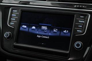 2016 Volkswagen Tiguan 5N MY17 110TDI DSG 4MOTION Comfortline Black 7 Speed