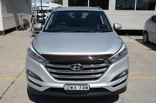 2018 Hyundai Tucson TL3 MY19 Elite 2WD Silver 6 Speed Automatic Wagon.