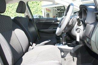 2015 Honda Jazz GK MY16 VTi-L Attract Yellow Continuous Variable Hatchback