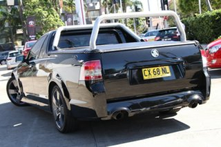 2011 Holden Commodore VE II SV6 Thunder 6 Speed Automatic Utility.