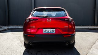 2020 Mazda CX-30 DM2WLA G25 SKYACTIV-Drive Touring Soul Red Crystal 6 Speed Sports Automatic Wagon