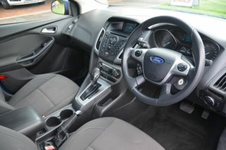 2014 Ford Focus LW MK2 Upgrade Trend Blue 6 Speed Automatic Hatchback