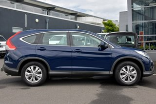 2014 Honda CR-V RM MY14 DTi-S 4WD Blue 5 Speed Automatic Wagon.