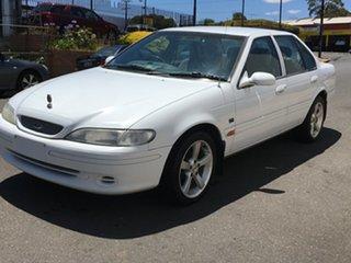 1994 Ford Fairmont EF 4 Speed Automatic Sedan