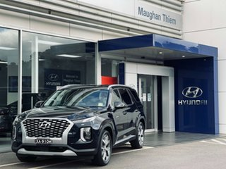 2020 Hyundai Palisade LX2.V1 MY21 Highlander AWD Moonlight Cloud 8 Speed Sports Automatic Wagon.