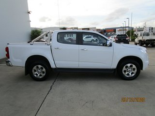 2015 Holden Colorado RG MY15 LTZ Crew Cab White 6 Speed Manual Utility