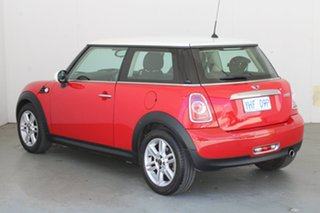 2010 Mini Hatch R56 MY10 Cooper Red 6 Speed Manual Hatchback.
