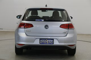 2016 Volkswagen Golf VII MY17 92TSI DSG Trendline Reflex Silver 7 Speed Sports Automatic Dual Clutch