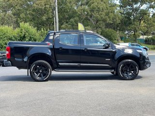 2016 Holden Colorado Z71 Black Sports Automatic Dual Cab Utility