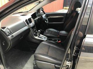 2013 Holden Captiva CG Series II MY12 7 AWD CX Black 6 Speed Sports Automatic Wagon