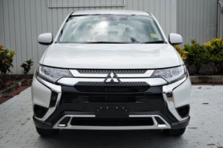 2020 Mitsubishi Outlander ZL MY21 ES 2WD Starlight 6 Speed Constant Variable Wagon.