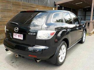 2008 Mazda CX-7 ER1031 MY07 Luxury Black 6 Speed Sports Automatic Wagon.