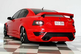 2010 Holden Special Vehicles GTS E2 Series Red 6 Speed Manual Sedan
