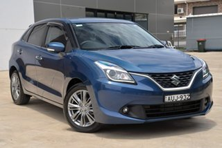 2017 Suzuki Baleno EW GLX Turbo Blue 6 Speed Sports Automatic Hatchback.