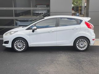 2016 Ford Fiesta WZ Sport White 5 Speed Manual Hatchback
