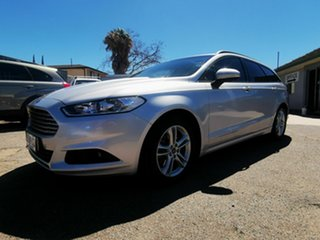 2015 Ford Mondeo MD Ambiente TDCi Silver 6 Speed Automatic Wagon