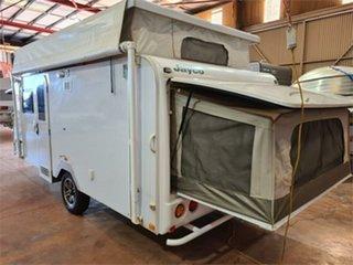 2011 Jayco Expanda Caravan.