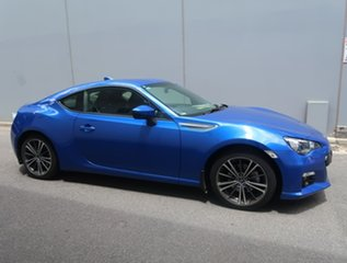 2015 Subaru BRZ Z1 MY16 Blue 6 Speed Sports Automatic Coupe