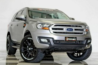 2018 Ford Everest UA II MY19 Ambiente (RWD 5 Seat) Grey 6 Speed Automatic SUV.