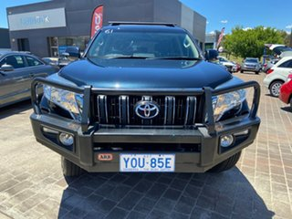 2014 Toyota Landcruiser Prado GRJ150R MY14 GXL Grey 5 Speed Sports Automatic Wagon.
