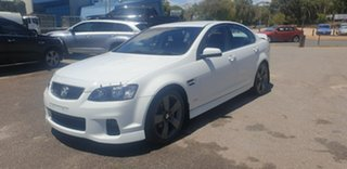 2012 Holden Commodore VE II MY12.5 SV6 Z Series White 6 Speed Sports Automatic Sedan