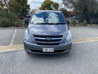 2010 Hyundai iMAX TQ-W Selectronic Grey 5 Speed Sports Automatic Wagon.