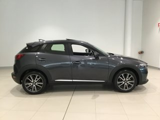2015 Mazda CX-3 DK4W7A Akari SKYACTIV-Drive i-ACTIV AWD Grey 6 Speed Sports Automatic Wagon.
