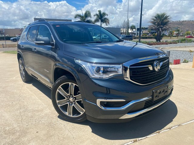 Used Holden Acadia AC MY19 LTZ-V 2WD Townsville, 2019 Holden Acadia AC MY19 LTZ-V 2WD Grey 9 Speed Sports Automatic Wagon