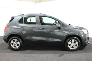 2016 Holden Trax TJ MY16 LS Grey 6 Speed Automatic Wagon.