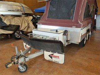 2011 Pioneer Sundowner Camper Trailer.
