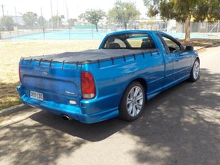 2003 Ford Falcon BA XR6 Ute Super Cab 4 Speed Sports Automatic Utility