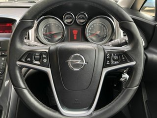 2012 Opel Astra AS Sport Silver 6 Speed Manual Hatchback