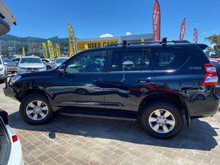 2014 Toyota Landcruiser Prado GRJ150R MY14 GXL Grey 5 Speed Sports Automatic Wagon