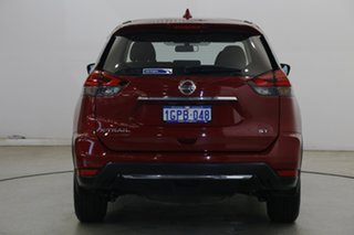 2018 Nissan X-Trail T32 Series II ST X-tronic 2WD Burgundy 7 Speed Constant Variable Wagon