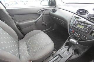 2004 Ford Focus LR MY2003 CL White 4 Speed Auto Hatchback.