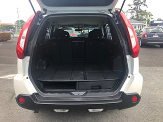 2012 Nissan X-Trail T31 Series IV ST White 1 Speed Constant Variable Wagon