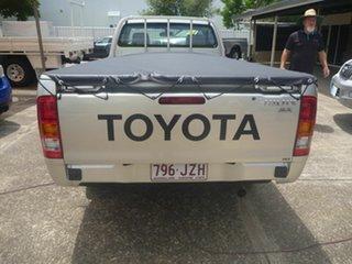 2005 Toyota Hilux GGN15R MY05 SR 4x2 Grey 5 Speed Automatic Utility