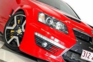 2010 Holden Special Vehicles GTS E2 Series Red 6 Speed Manual Sedan.