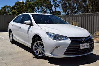 2015 Toyota Camry ASV50R Altise Diamond White 6 Speed Sports Automatic Sedan.