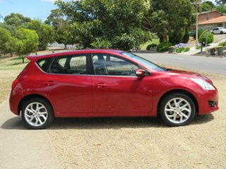 2013 Nissan Pulsar C12 ST-S Red 6 Speed Manual Hatchback