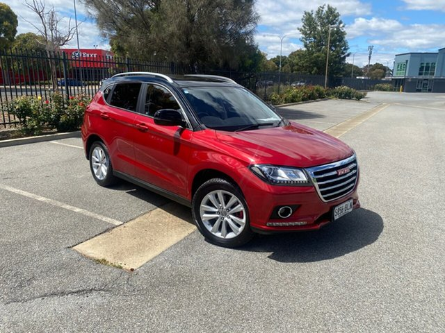 Used Haval H2 Lux 2WD Mile End, 2015 Haval H2 Lux 2WD Red 6 Speed Manual Wagon