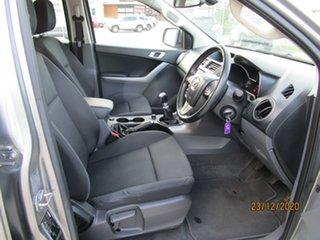 2017 Mazda BT-50 UR0YG1 XTR Aluminium 6 Speed Manual Utility
